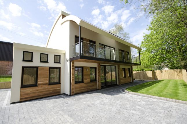Thumbnail Detached house for sale in George Lane, Marlborough, Wiltshire