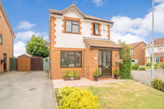 Thumbnail Detached house for sale in Rosewood Drive, Moreton, Wirral