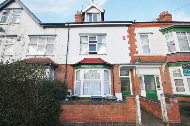 Thumbnail Flat to rent in Imperial Avenue, West End, Leicester