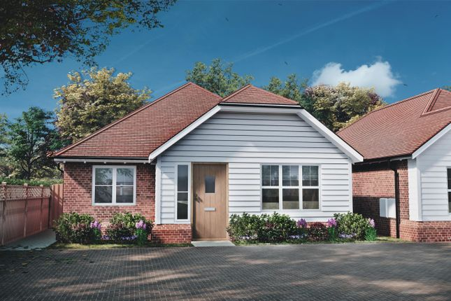 Thumbnail Detached bungalow for sale in Lower Higham Road, Chalk, Gravesend