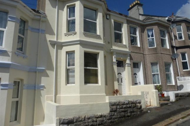 Thumbnail Property to rent in Cecil Avenue, Plymouth, Devon