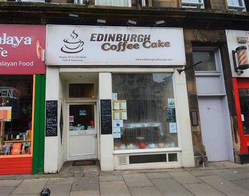 Restaurant/cafe for sale in South Clerk Street, Edinburgh