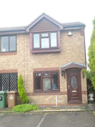 Thumbnail Semi-detached house to rent in Consort Drive, Walsall