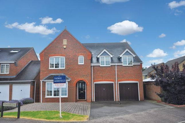 Thumbnail Detached house for sale in Mullein Road, Bicester