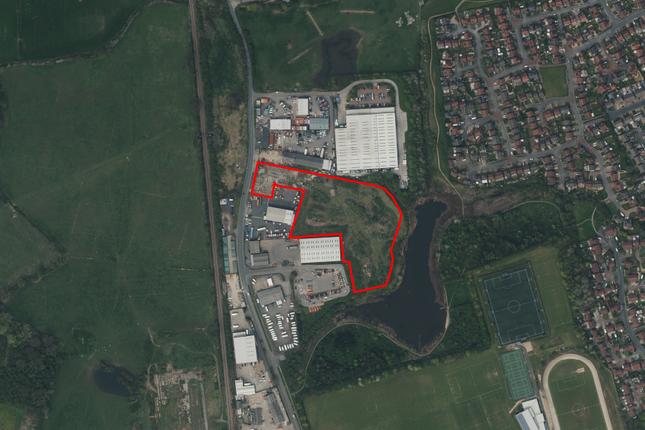 Land for sale in Whessoe Road, Darlington