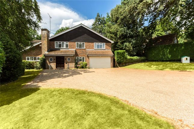 Thumbnail Detached house for sale in Startins Lane, Cookham Dean, Maidenhead, Berkshire