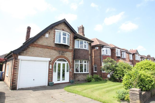 Thumbnail Detached house for sale in Larne Avenue, Stretford, Manchester
