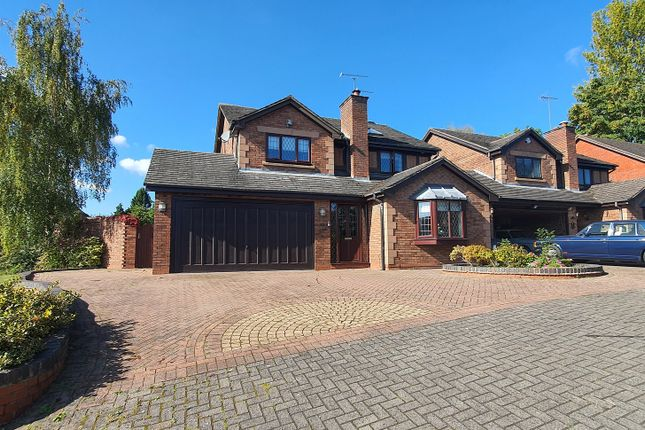 5 bed detached house to rent in Shrubbery Close, Sutton Coldfield B76