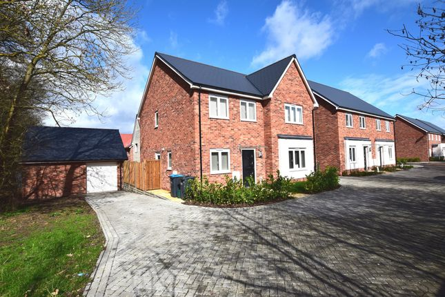 Thumbnail Detached house for sale in Taylor Close, Harlow