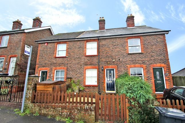 Thumbnail Terraced house to rent in Dunnings Road, East Grinstead