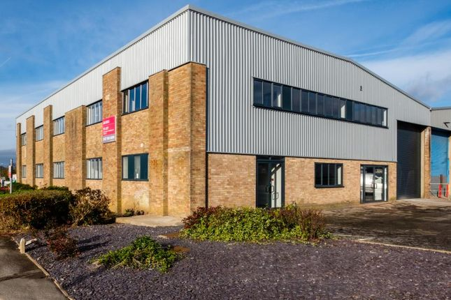 Industrial to let in Unit 1, Wilverley Trading Estate, Bath Road, Brislington, Bristol