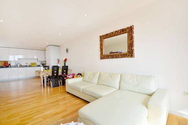 Thumbnail Flat for sale in High Road, Bowes Park