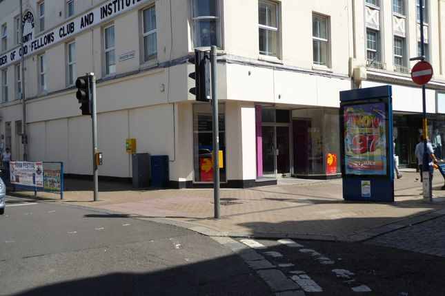 Thumbnail Retail premises to let in Biggin Street, Dover