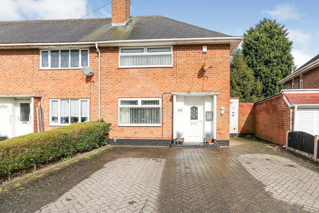 Longmeadow Crescent, Shard End, Birmingham B34