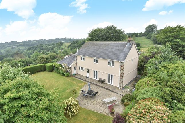 Thumbnail Detached house for sale in Middle Hill, Pensilva, Liskeard