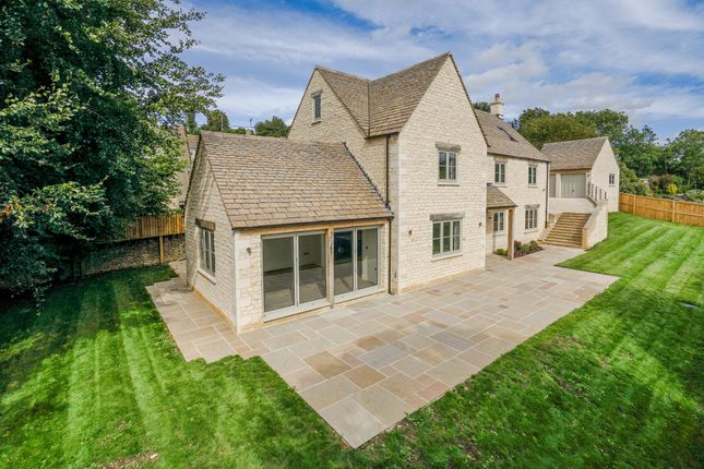 Thumbnail Detached house for sale in Lawrence Road, Avening, Tetbury