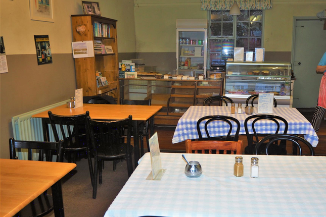 Thumbnail Restaurant/cafe for sale in Cafe & Sandwich Bars DE73, Melbourne, Derbyshire