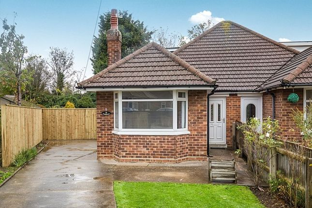 Thumbnail Bungalow to rent in Croxby Grove, Grimsby