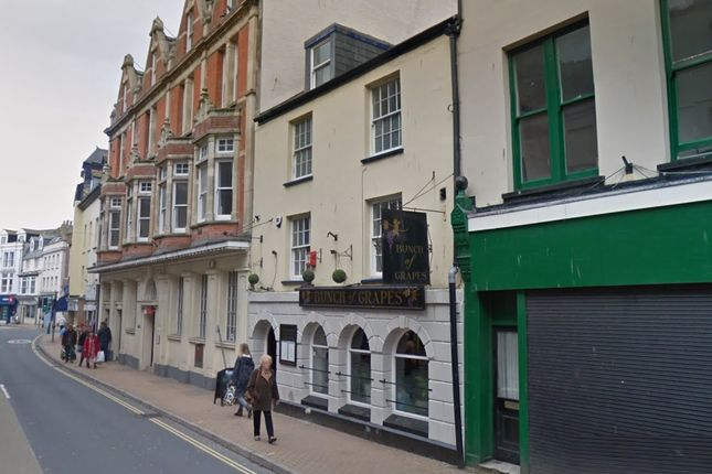 Thumbnail Pub/bar to let in High Street, Ilfracombe