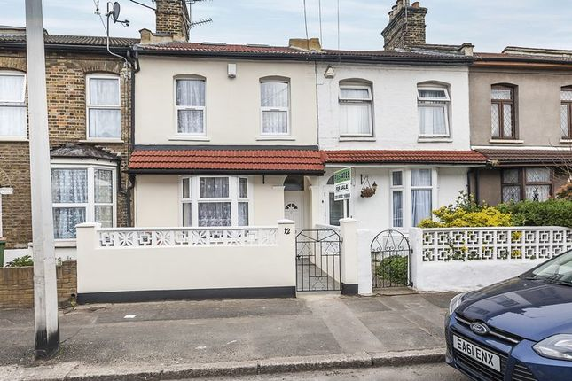Thumbnail Terraced house for sale in Dunmow Road, Stratford, London
