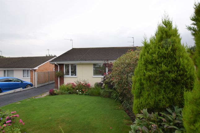Thumbnail Detached bungalow to rent in Long Valley Road, Gillow Heath, Stoke-On-Trent