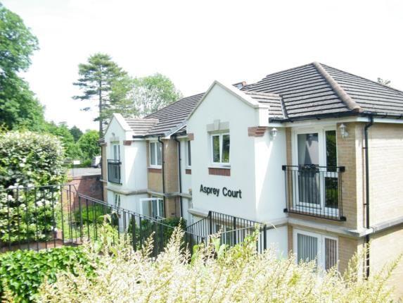 Front Of Block of Asprey Court, Stafford Road, Caterham, Surrey CR3