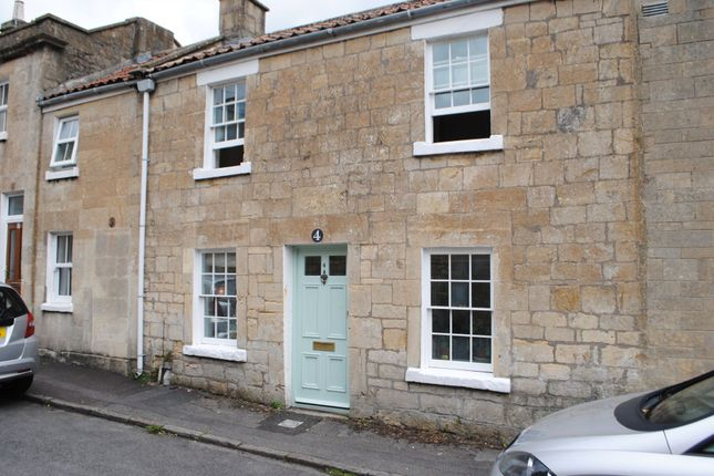 Thumbnail Terraced house for sale in Combe Down, Bath
