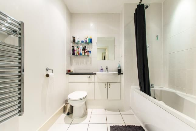 Bathroom of Jones Point House, Ferry Court, Cardiff, Caerdydd CF11