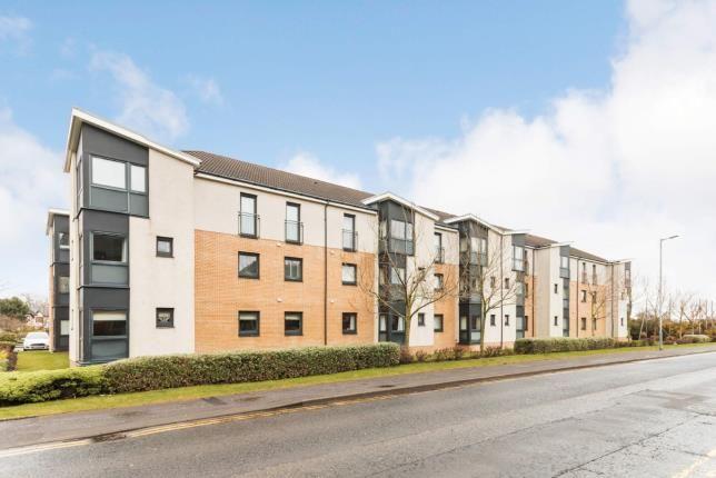 Thumbnail Flat for sale in Shawfarm Gardens, Prestwick, South Ayrshire, Scotland