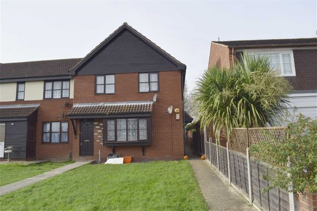Thumbnail Flat for sale in Firs Court, Basildon, Essex