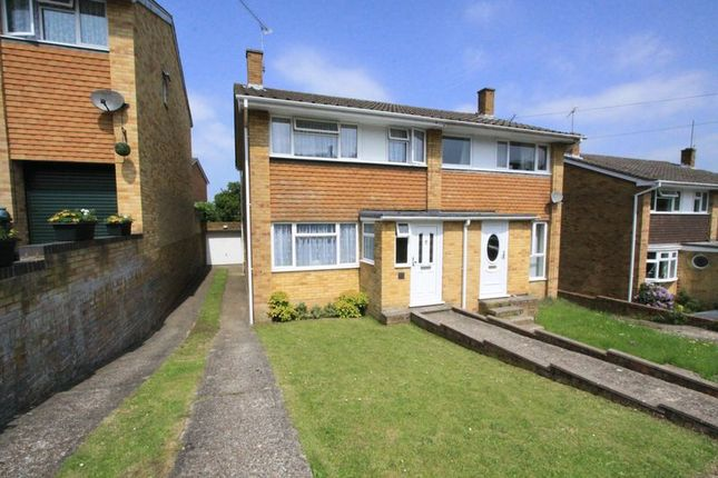 3 bed semi-detached house for sale in Alpine Close, Southampton