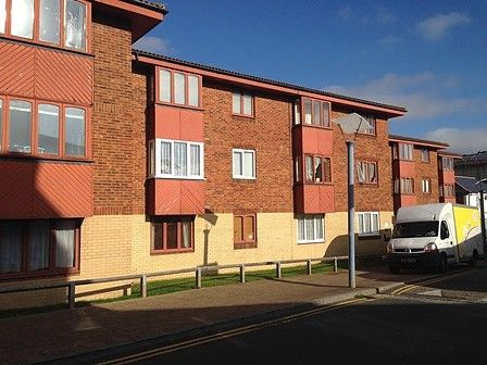 Thumbnail Flat to rent in Bridge Street, Newhaven