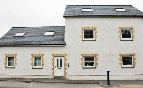 Thumbnail Flat to rent in Flat 5, Dinas House, Aberystwyth