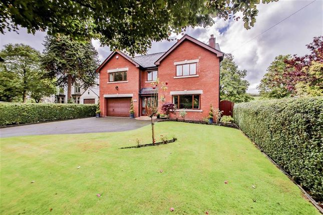 5 bed detached house for sale in Brooklyn Road, Clayton Le Dale, Blackburn