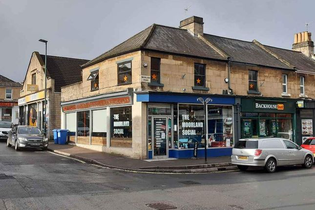 Thumbnail Restaurant/cafe to let in Moorland Road, Bath