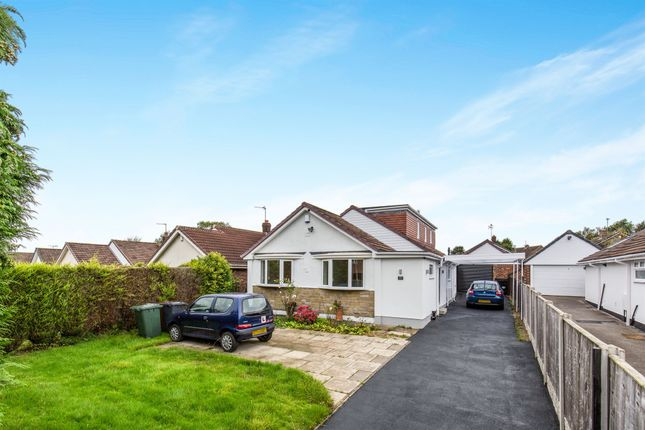 Thumbnail Detached bungalow for sale in High Ash Drive, Leeds