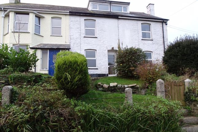 Thumbnail Terraced house to rent in Lanreath, Looe