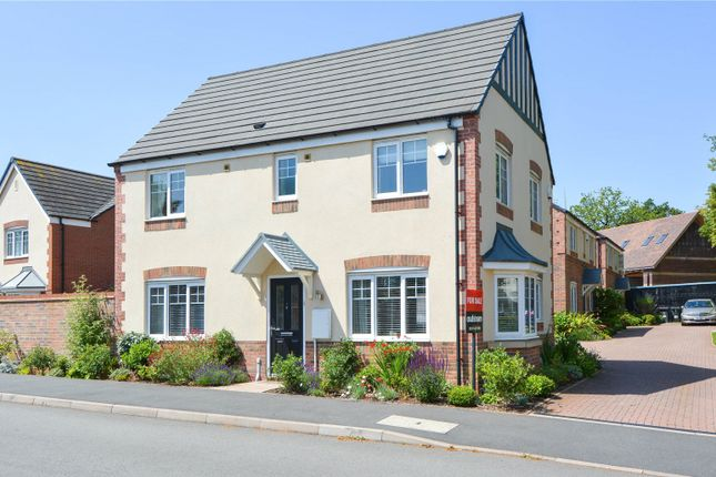 Thumbnail Detached house for sale in Martineau Drive, Harborne, Birmingham, West Midlands