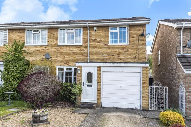 3 bed semi-detached house for sale in Four Wents, Cobham KT11