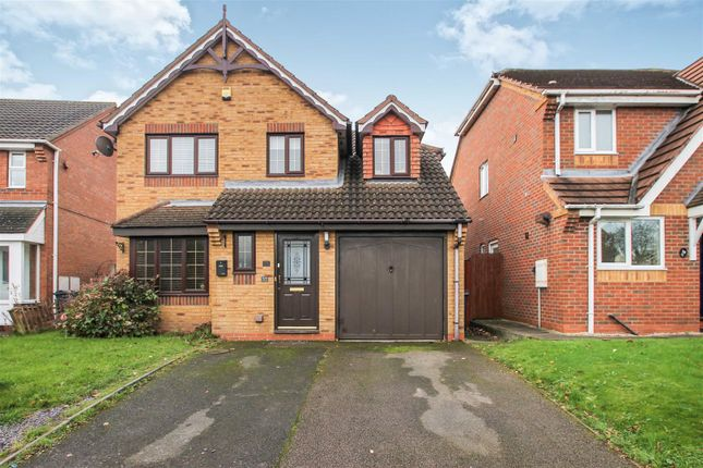 Thumbnail Detached house for sale in Clayhanger Lane, Brownhills, Walsall