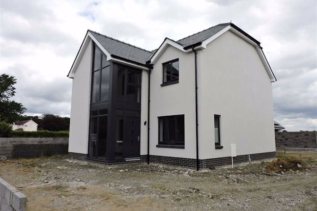 Thumbnail Detached house for sale in Station Road, Nantgaredig, Carmarthen