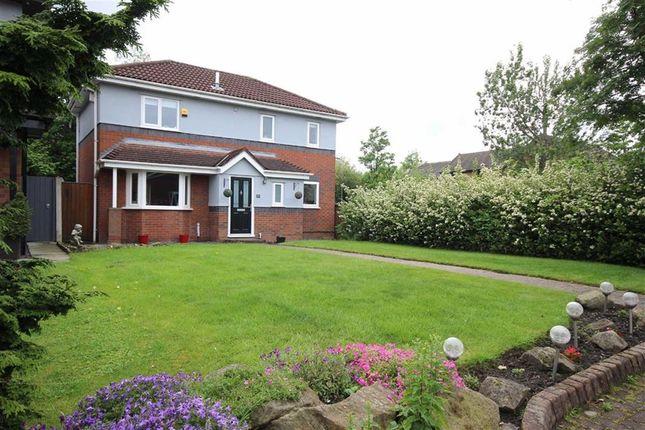 Thumbnail Detached house for sale in Langtree Close, Ellenbrook, Manchester