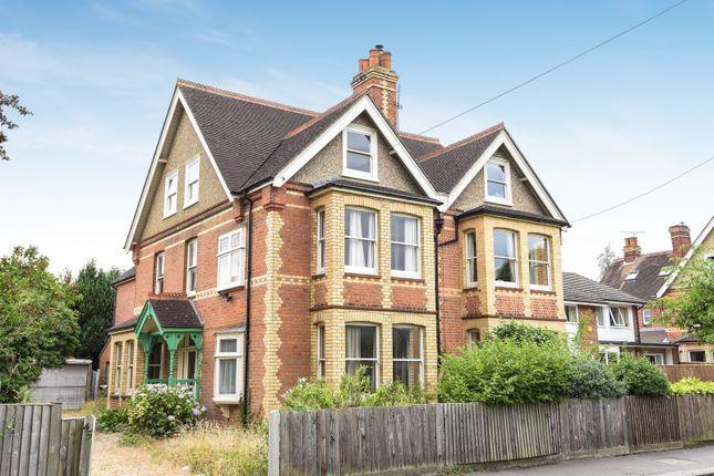 Thumbnail Semi-detached house for sale in Albert Road, Caversham, Reading