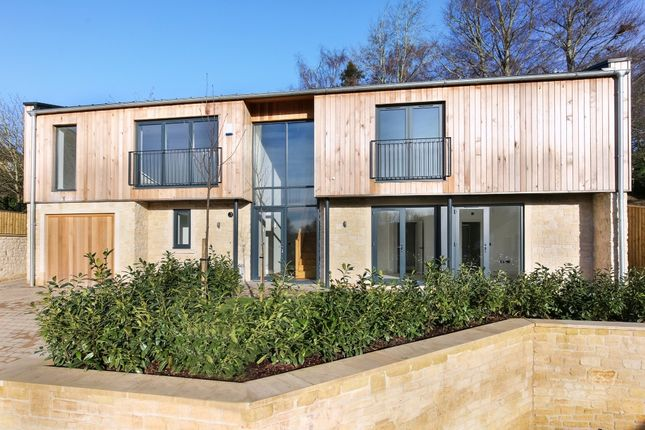 Thumbnail Detached house for sale in Bathford, Nr. Bath
