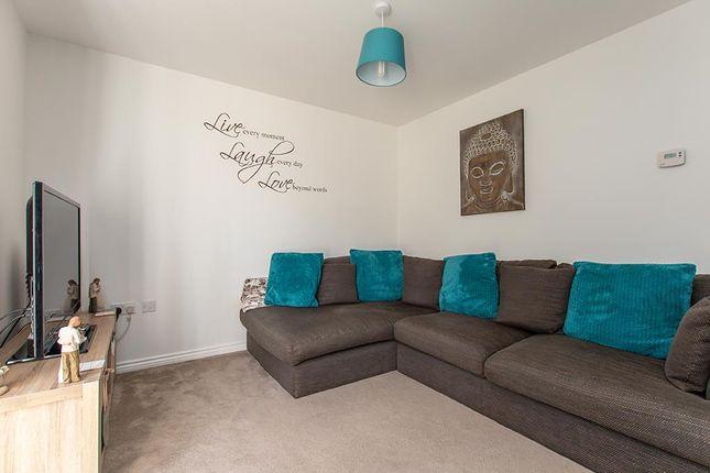 Lounge of Stonebridge Way, Calverton, Nottingham NG14