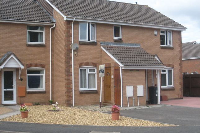 Thumbnail Flat to rent in Lindsey Close, Portishead