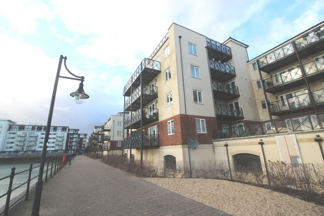 Thumbnail Flat for sale in Macquarie Quay, North Harbour, Eastbourne
