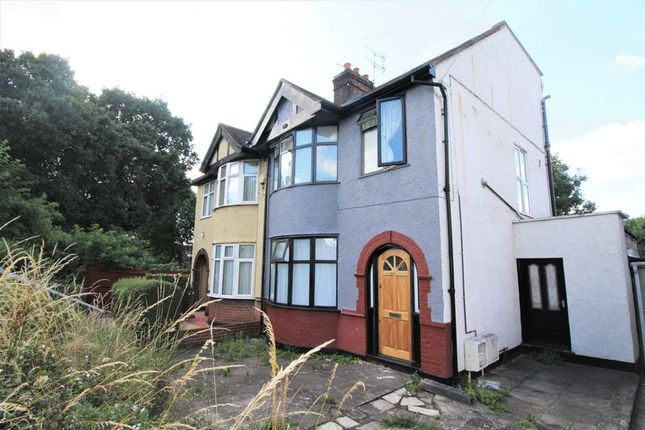 Thumbnail Semi-detached house for sale in Bullsmoor Lane, Enfield