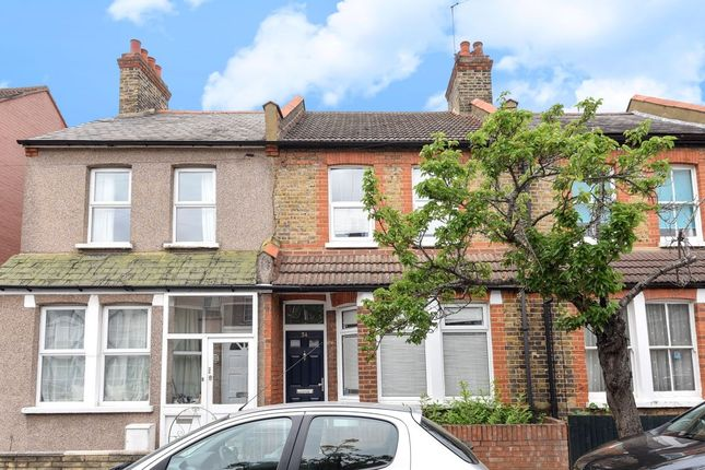 Thumbnail Terraced house for sale in Fernlea Road, Mitcham