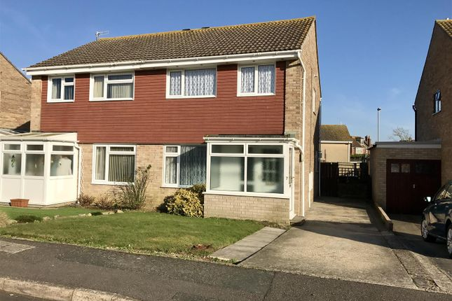3 bed semi-detached house for sale in Steeple Close, Weymouth